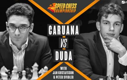 caruana vs duda