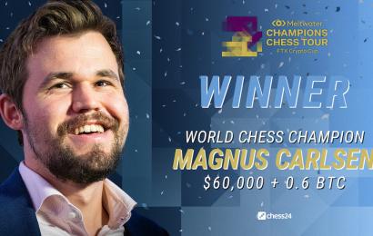 magnus wins teaser