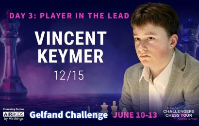vincent keymer
