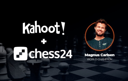 kahoot chess24 magnus carlsen sm