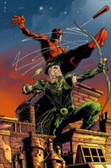 Quesada Daredevil green Arrow