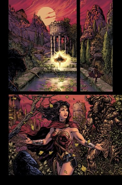 Wonder Woman Rebirth 01