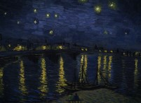Landscape-Starry-Night-over-the-Rhone
