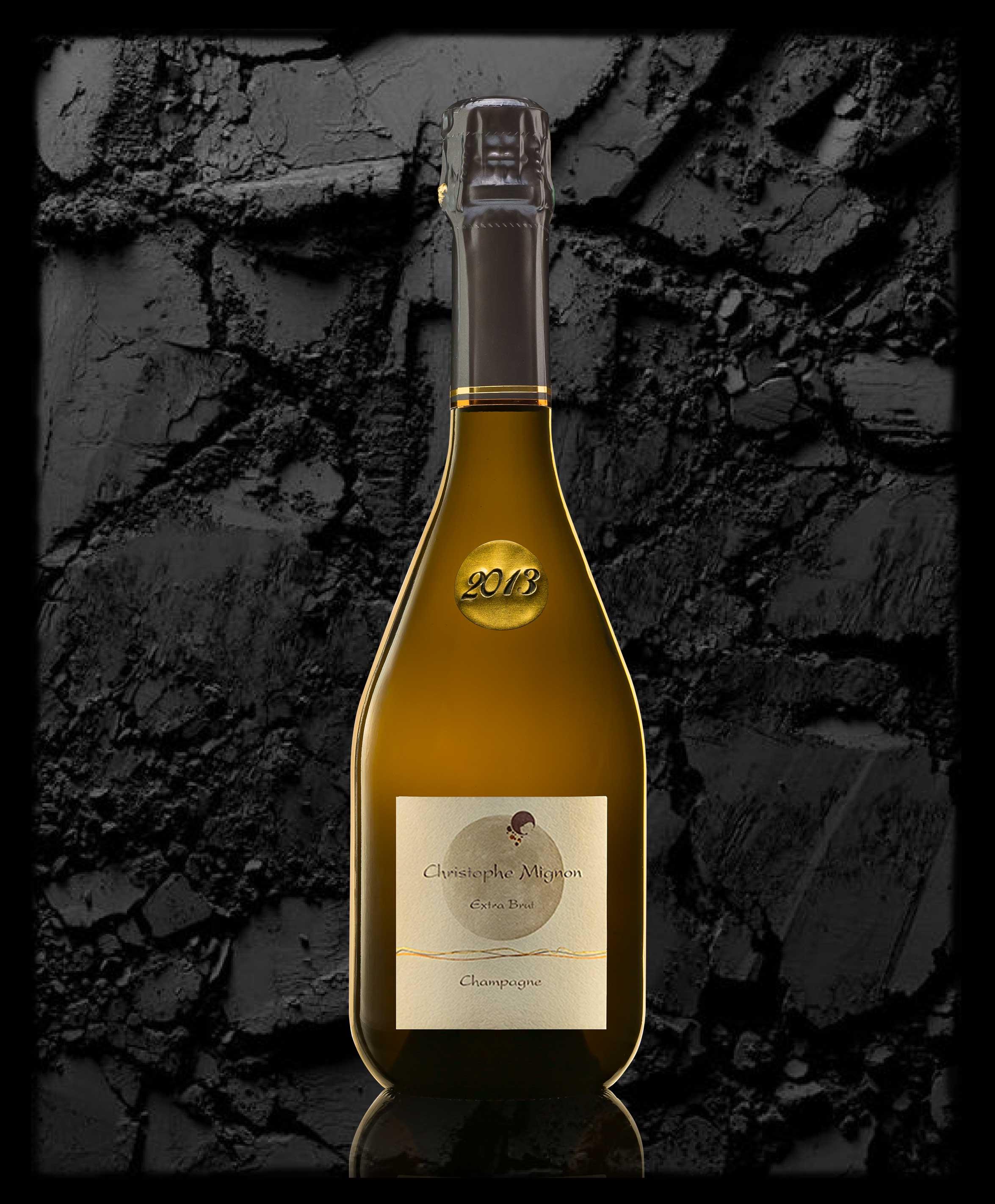 Pur Meunier Millesime Extra Brut Champagne Christophe Mignon