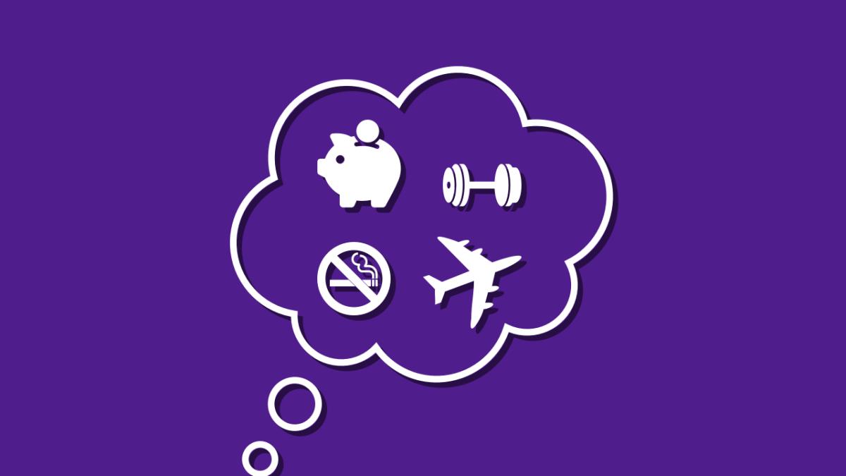 ¿Sigues sin fumar y yendo al gimnasio?