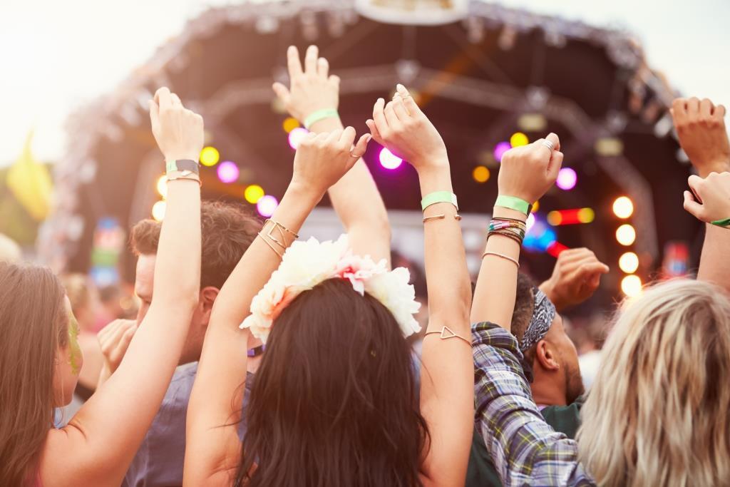 Festivales de música: ocio a buen precio