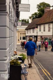 Halesworth Antiques Street Market-August 30, 2015-copyright Robert Foyers-14