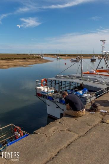 wells next the sea-4 - copyright Robert Foyers
