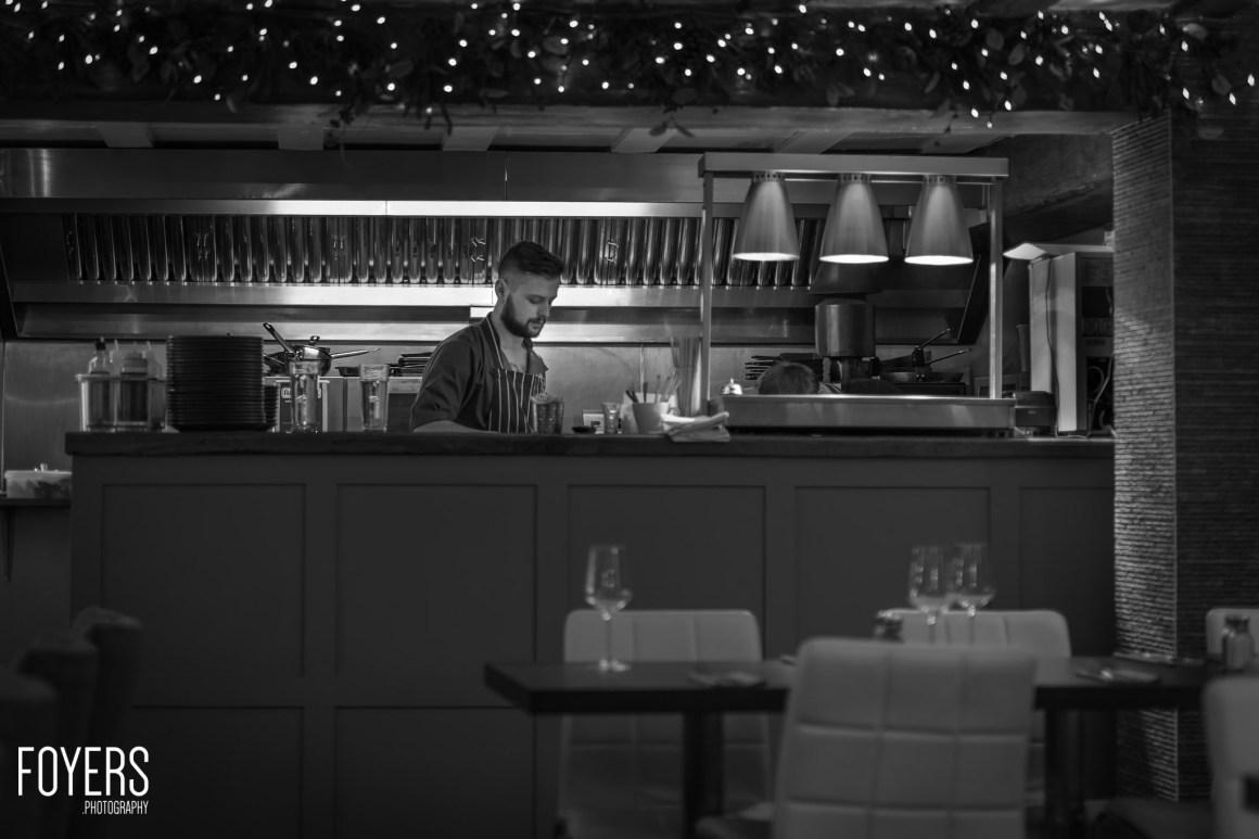 graze at the white horse kitchen-1 - Robert Foyers