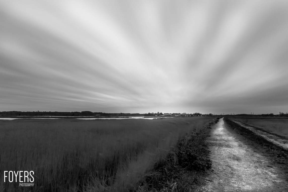 Snape Suffolk Black and White-1 - Robert Foyers