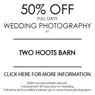 Two Hoots Barn great wedding venue Saxmundham