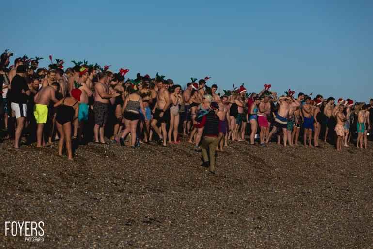 ALdeburgh Boxing Day swim 2016 - 0013 - December 26, 2016 - copyright Foyers Photography