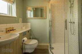 Bathroom at the Sail Loft Southwold