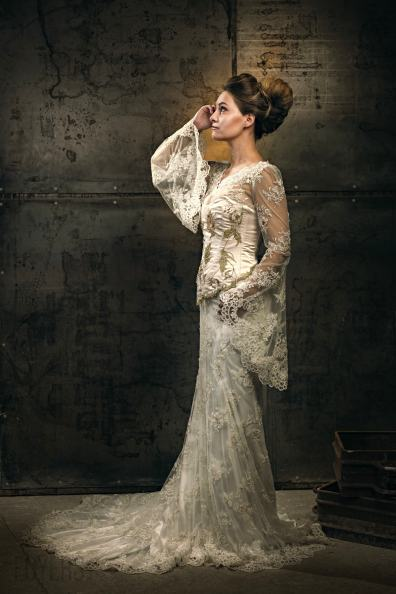 Martin Dobson Luxury bridal wear designer