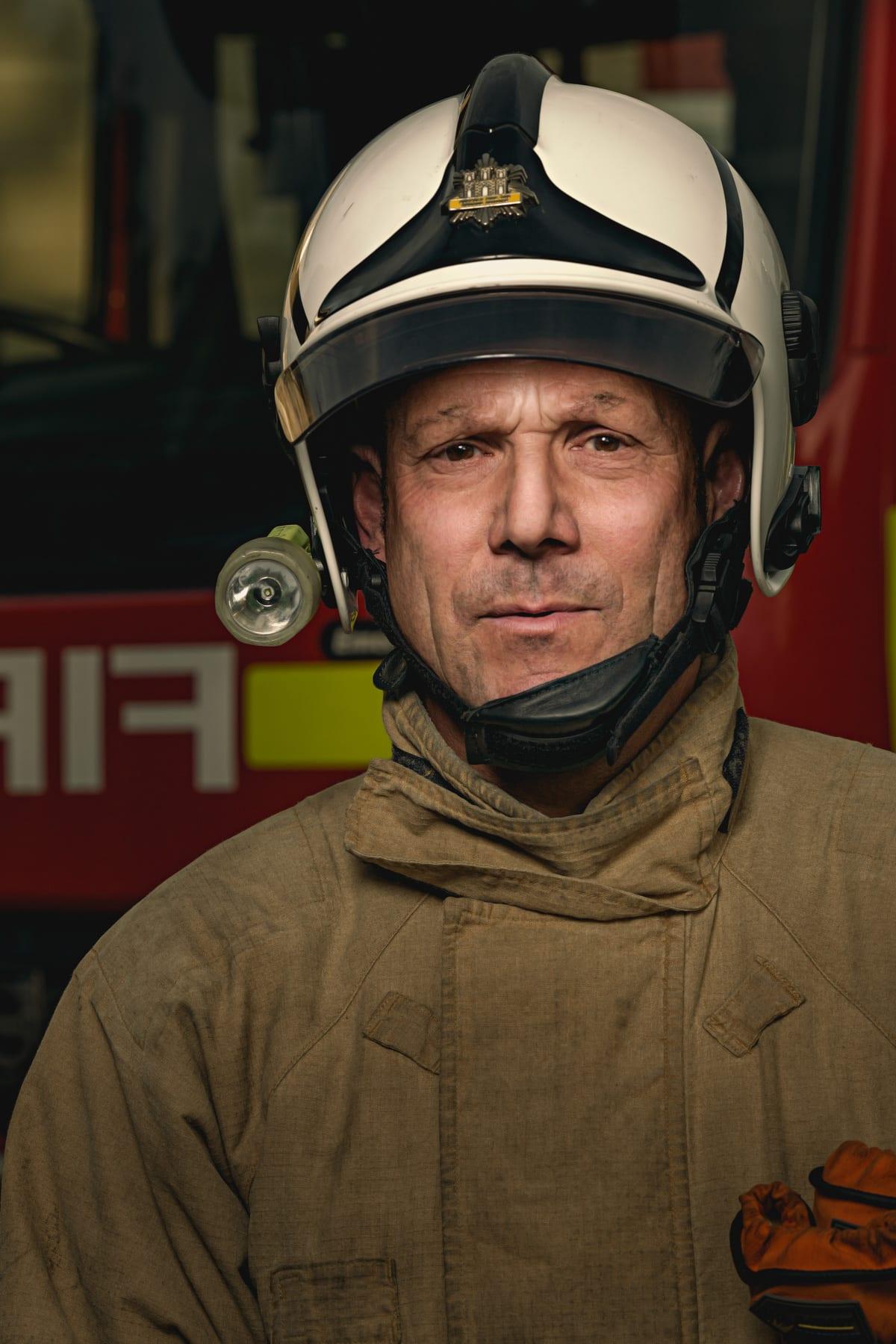 Watch Commander Dave Kersey,
