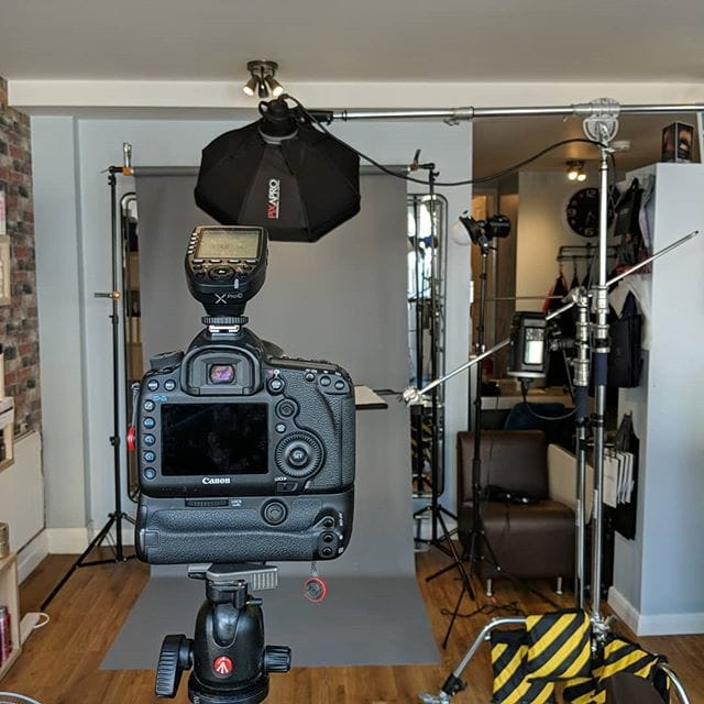 Very productive shoot for heavenly hair styling, Saxmundham