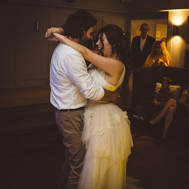 Love the first dance!  Emma and Joey wedding