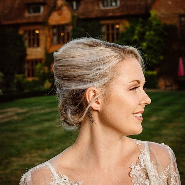 Amazing wedding hair was done by Mel and team from Innov8, Saxmundham for bridle dress photoshoot at Woodhall Manor with @martin_dobson_couture @innov8hair @woodhallmanor @sophie.george92 2 . . . . .