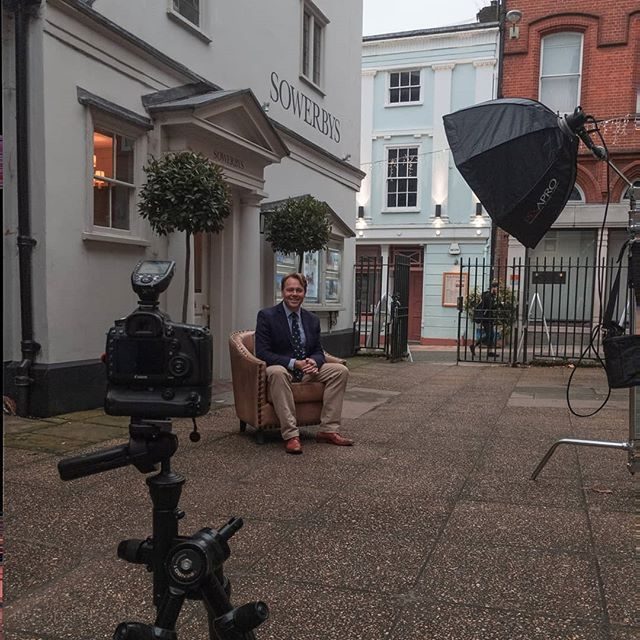 Brilliant morning photographing the Sowerby team in Norwich @sowerbysestateagents – FoyersPhotography