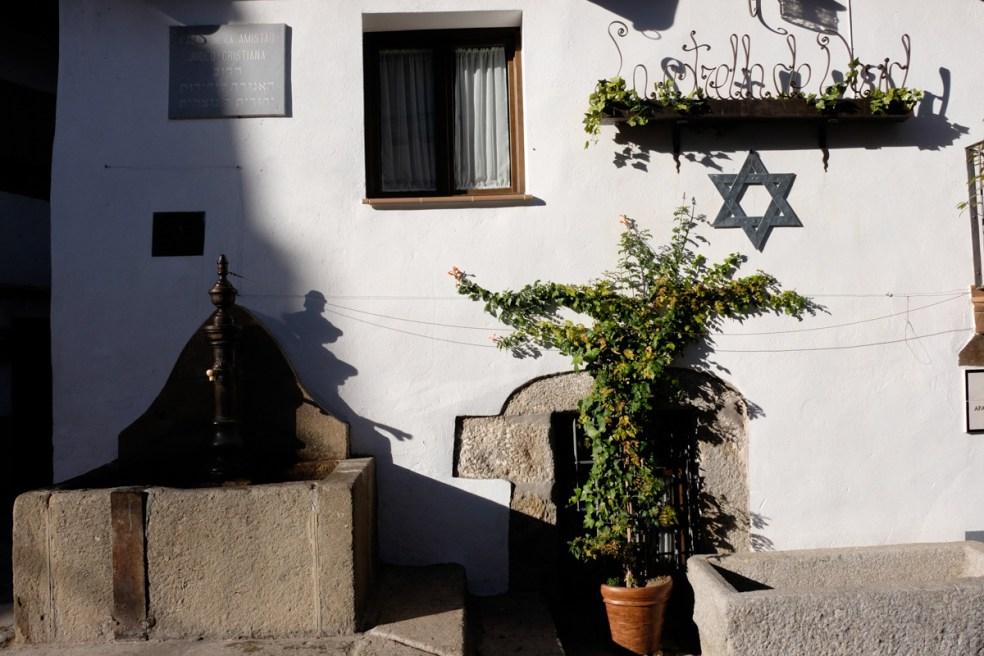 Calle de la Amistad Judeo-Cristiana.