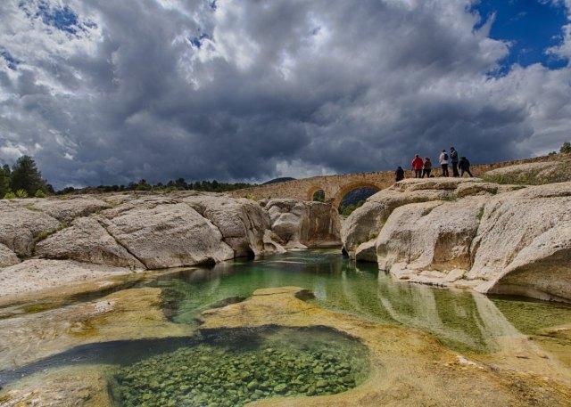Aguas transparentes que invitan a un chapuzón. Foto: Flirck / José Miguel, Masjota65