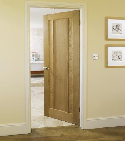 Worcester Oak Door Howdens Joinery