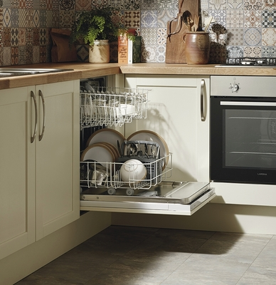 Allendale Antique White Kitchen Shaker Kitchens Howdens Joinery