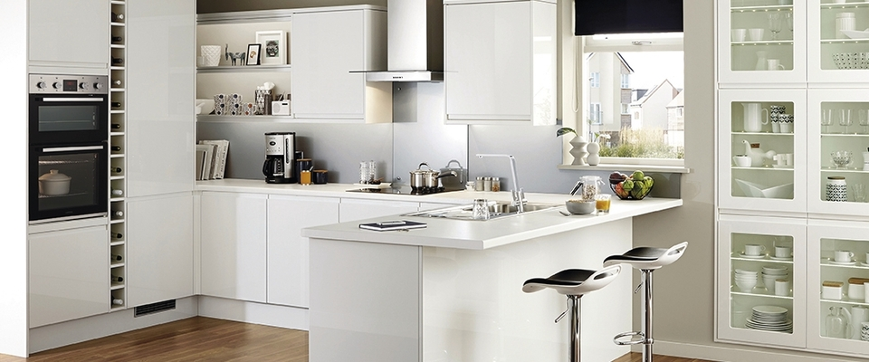 U-Shaped Kitchens: Ideas To Inspire You