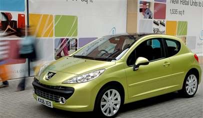 Peugeot 207 Access 1 4 Hdi Fap 3dr Car Review March 2012