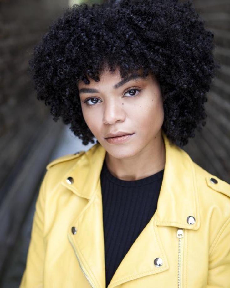 Joana Borja, Actor, London