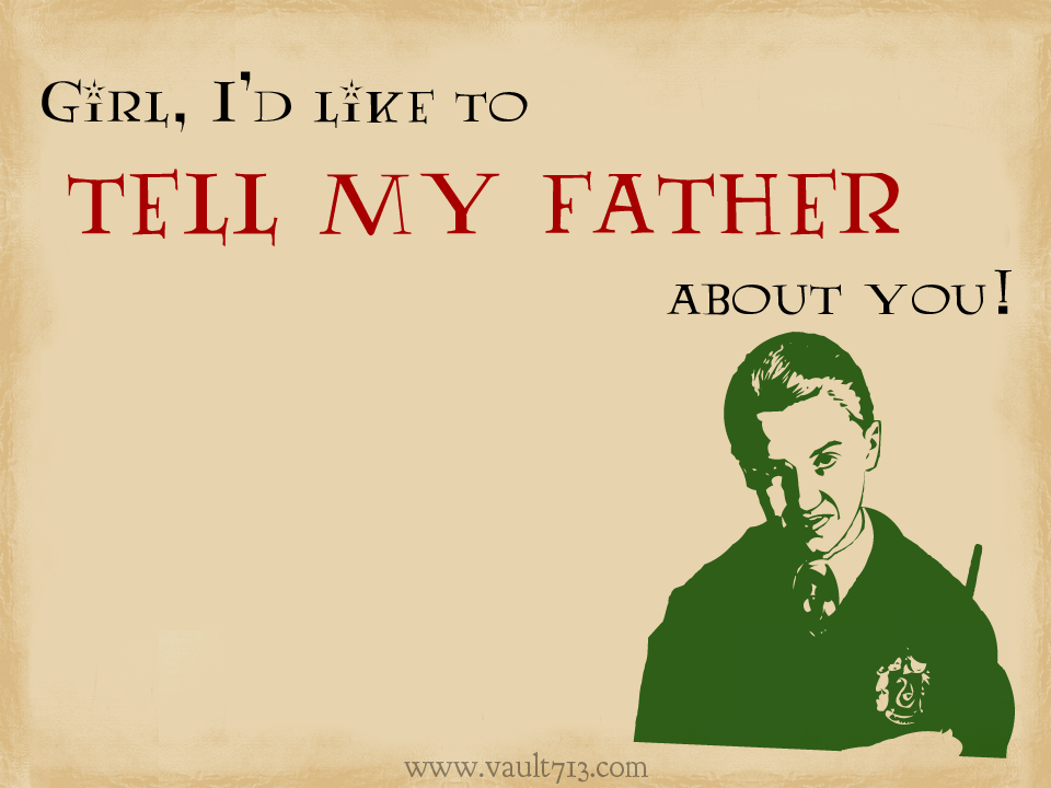 8 Harry Potter Valentines Cards To Snort At