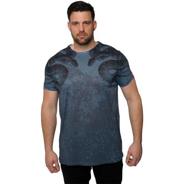 Juice King Plus Size Mens Short Sleeve T-Shirt Crew Neck ...