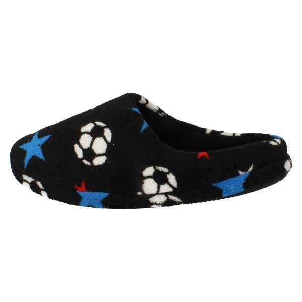 Mens Soccer Mule Slippers Style - Soccer Stars | eBay