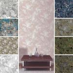 Debona Liquid Marble Wallpaper Metallic Glitter Gold Charcoal Grey White Ebay