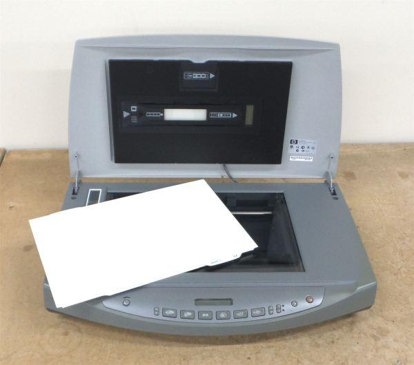 HP ScanJet 8200 Digital Flatbed Photo Film Scanner SNPRB ...