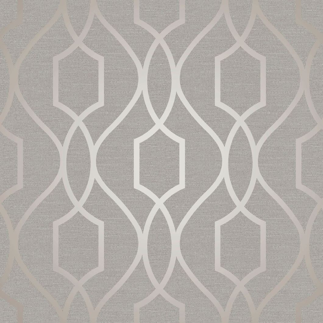 Geometric Wallpaper Uk Grey Wallsjpg Com