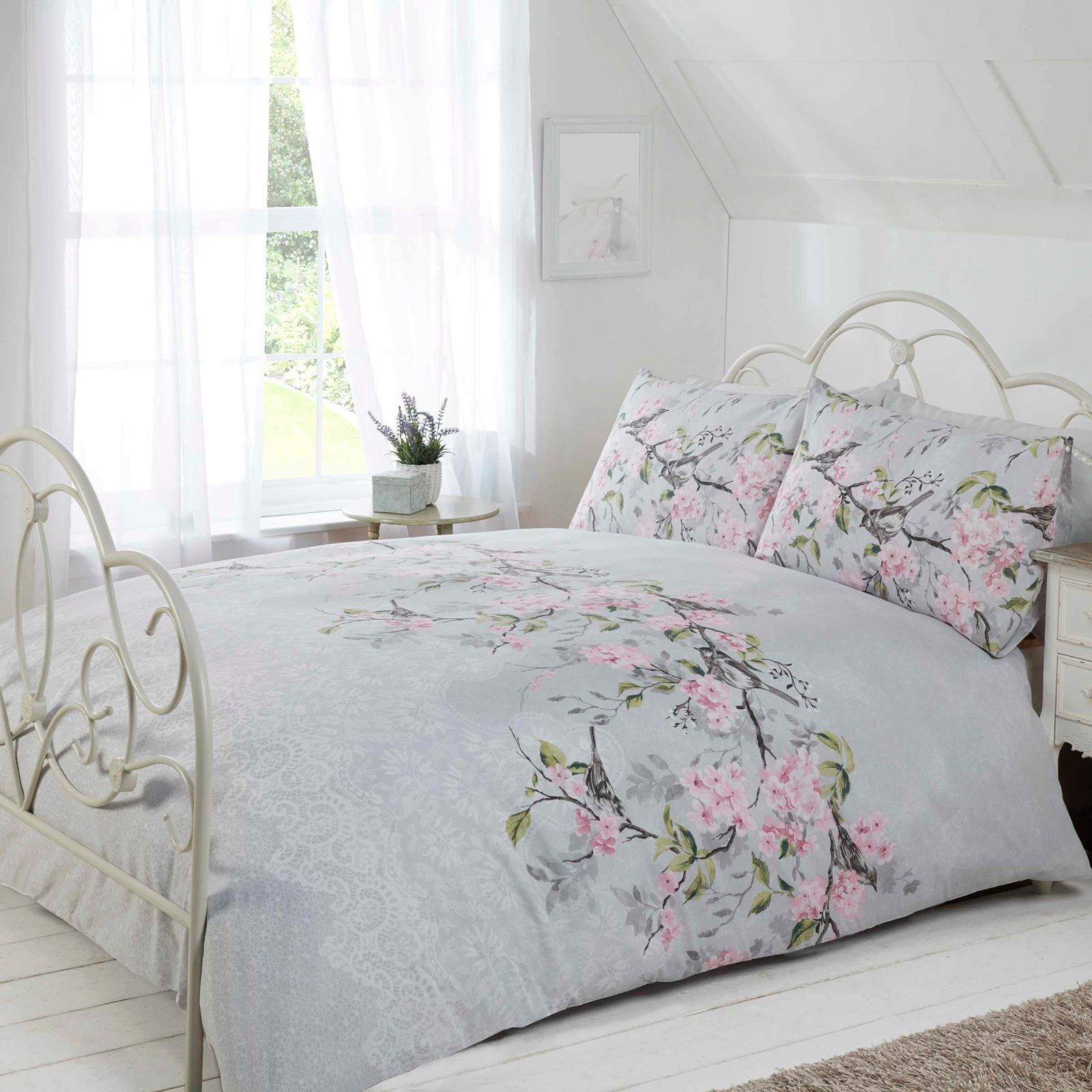 Eloise Floral Duvet Cover Sets