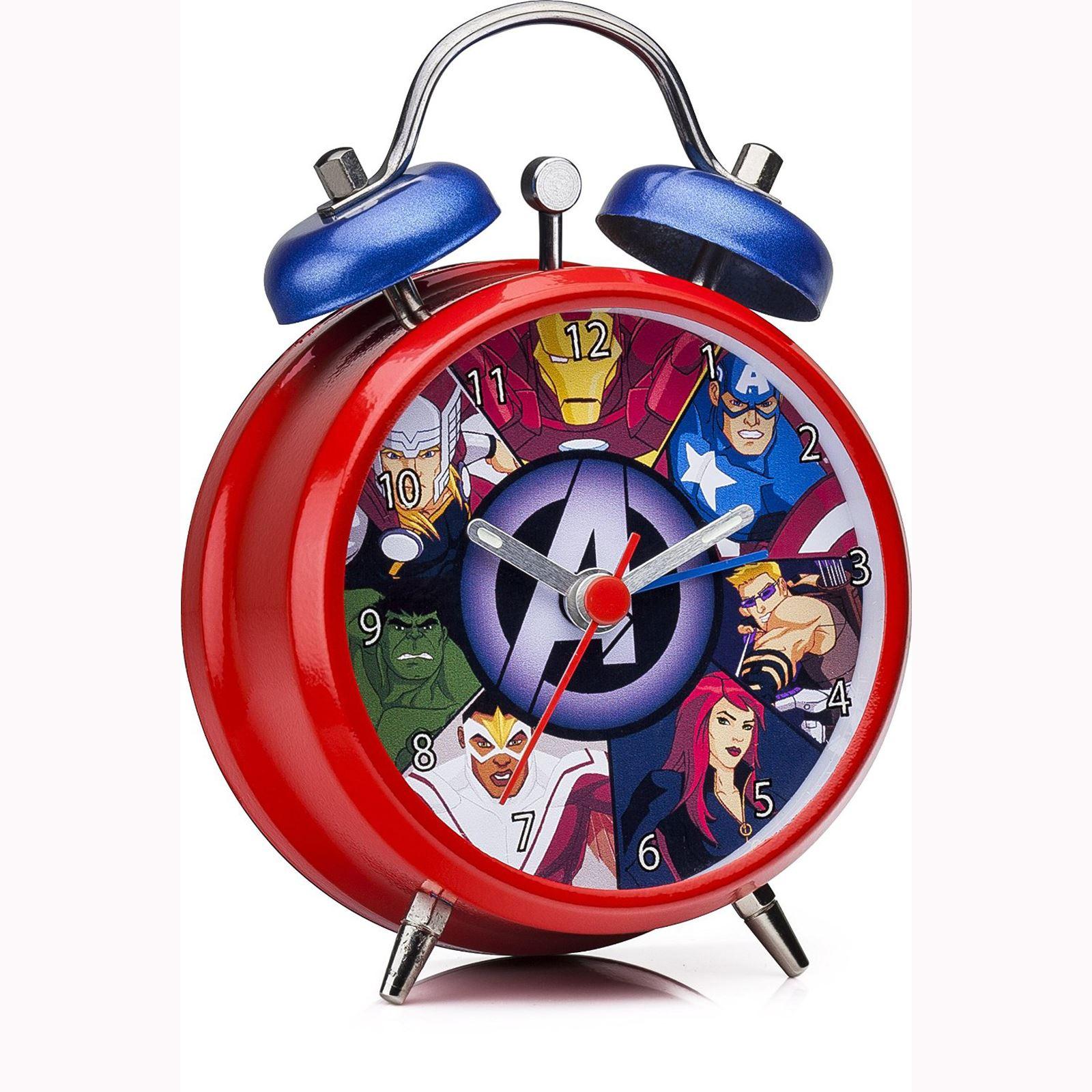 Character Alarm Clocks Mini Time Teaching