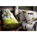 Dino T Rex Dinosaur Bedding Single Duvet Cover Set Fitted Sheet Available Ebay