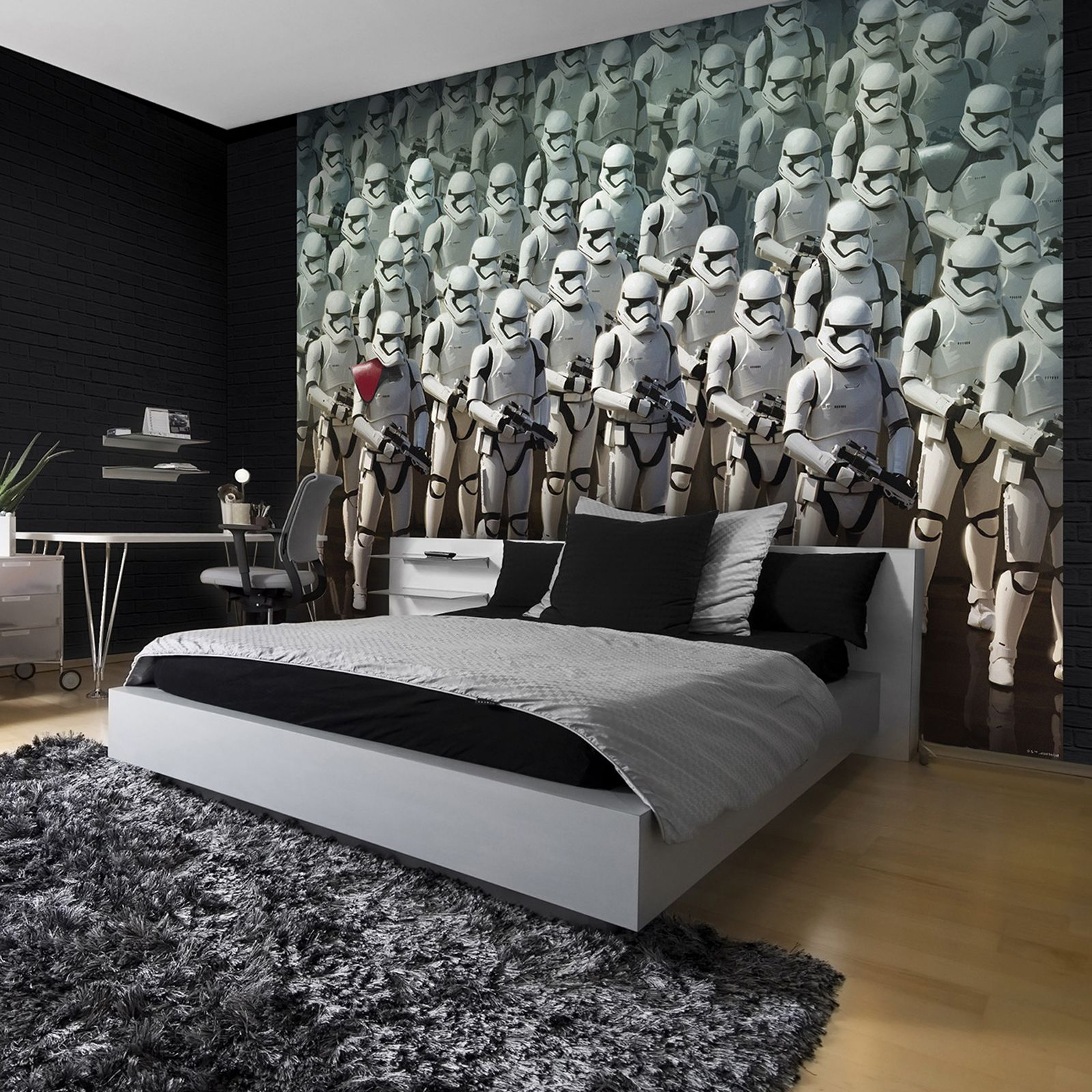 Star Wars Wall Murals Characters Various Designs Styles