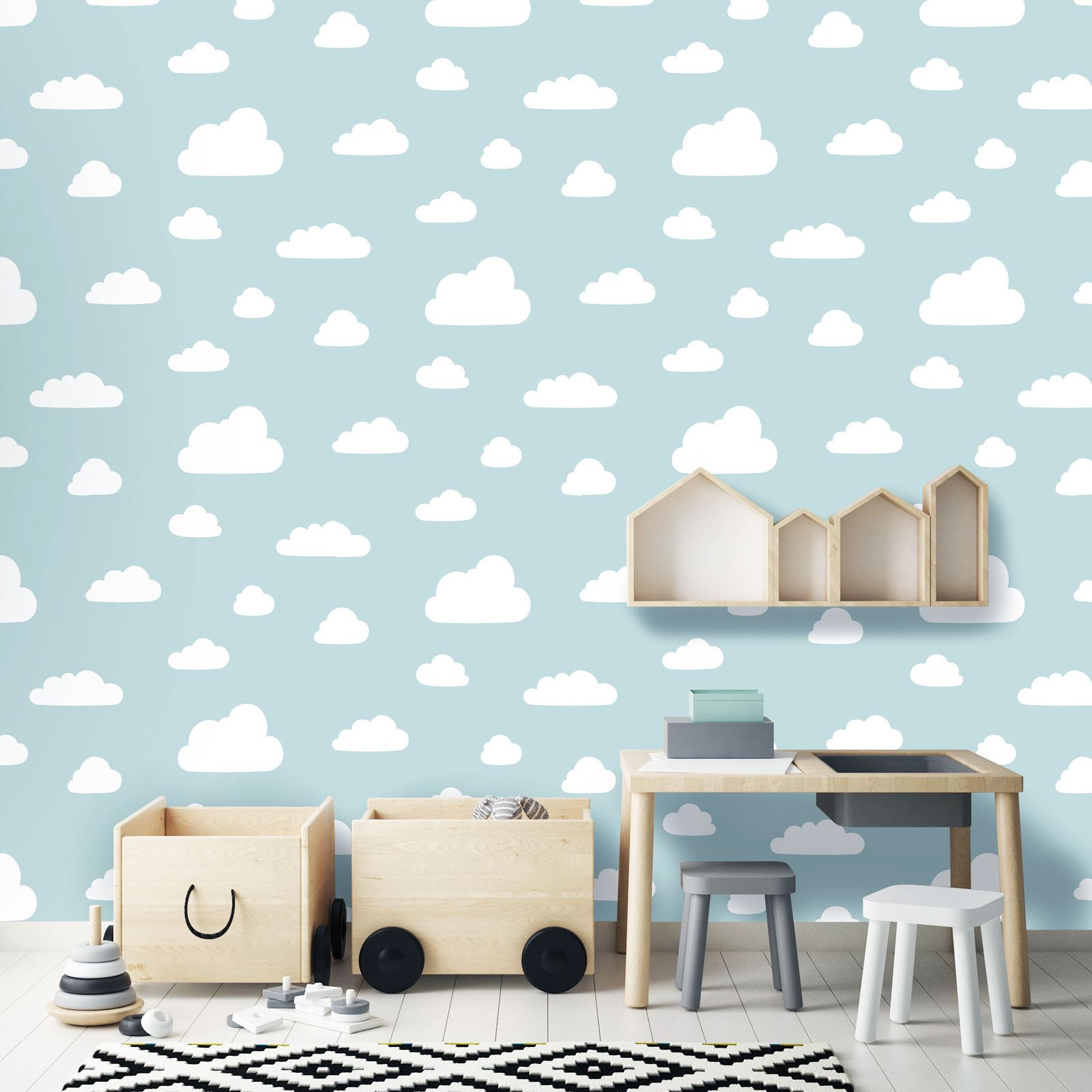 Kinderzimmer Tapete Ideen Junge Caseconrad Com