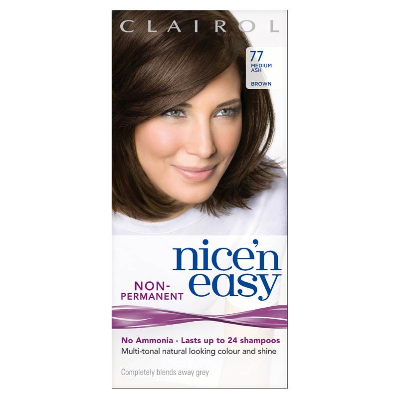 Clairol Nicen Easy Non Permanent Hair Colour 24 Washes