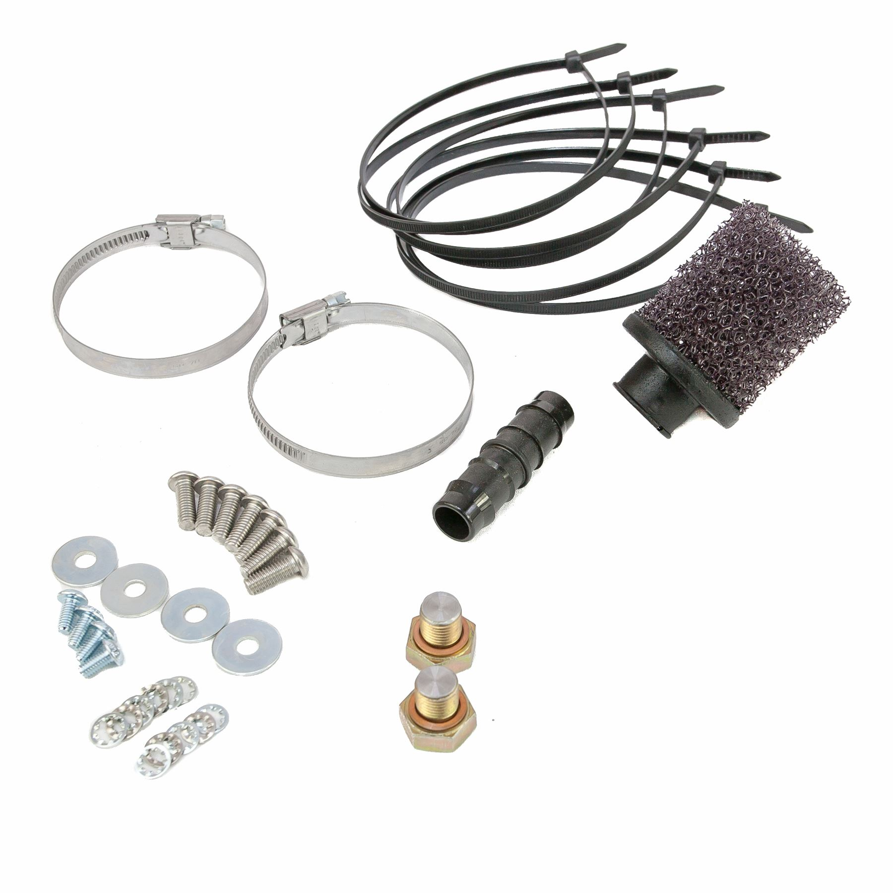 Triumph T100 Bonneville Ramair Air Filter Box Removal Kit