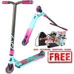 Madd Gear Mgp Kick Pro V5 Childrens Ihc Stunt Scooter Teal Pink 9334052075275 Ebay