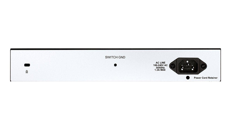 D Link Dgs 10p Web Smart 10 Port Managed Gigabit Poe