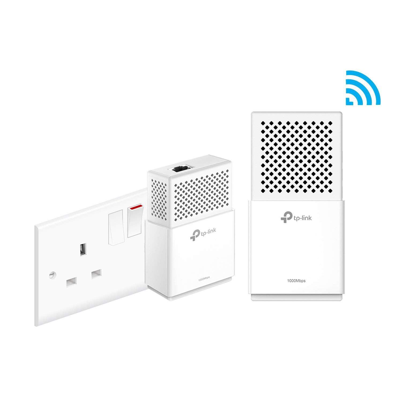 Tp Link Tl Wpa Kit Av Gigabit Powerline Ac750 Wi