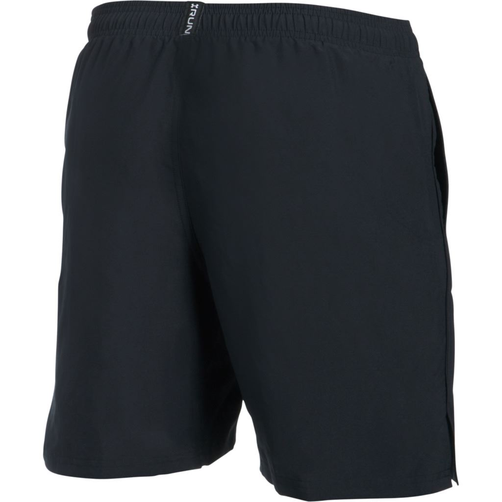 Under Armour Mens Heatgear Speed Stripe Woven 7 Sports Training Gym Shorts