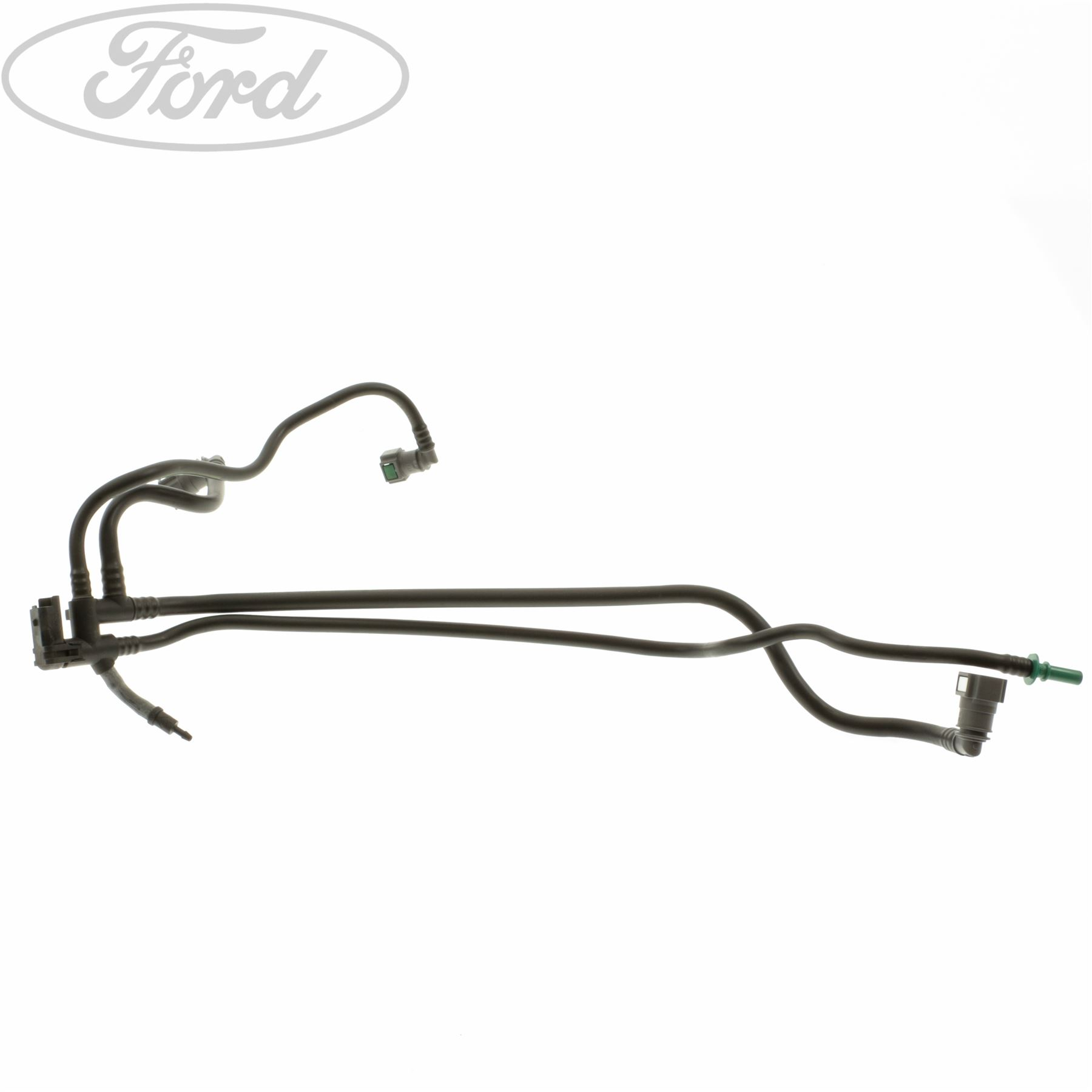 Genuine Ford Fiesta Mk7 Fuel Pipe Hose Harness Less Hand