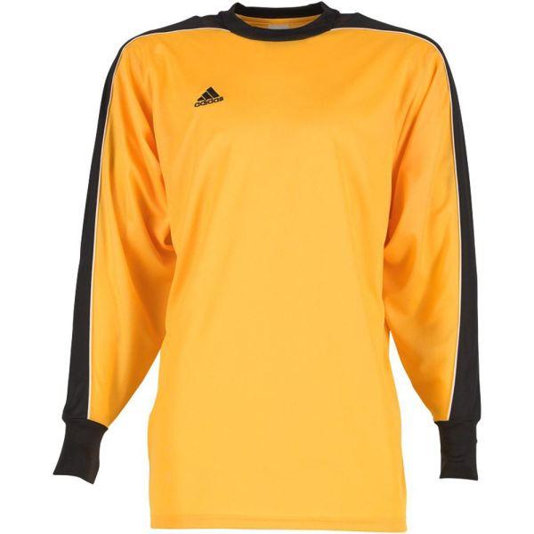 ADIDAS Goalkeeper Football Soccer Jersey Shirt Mens Rede ...