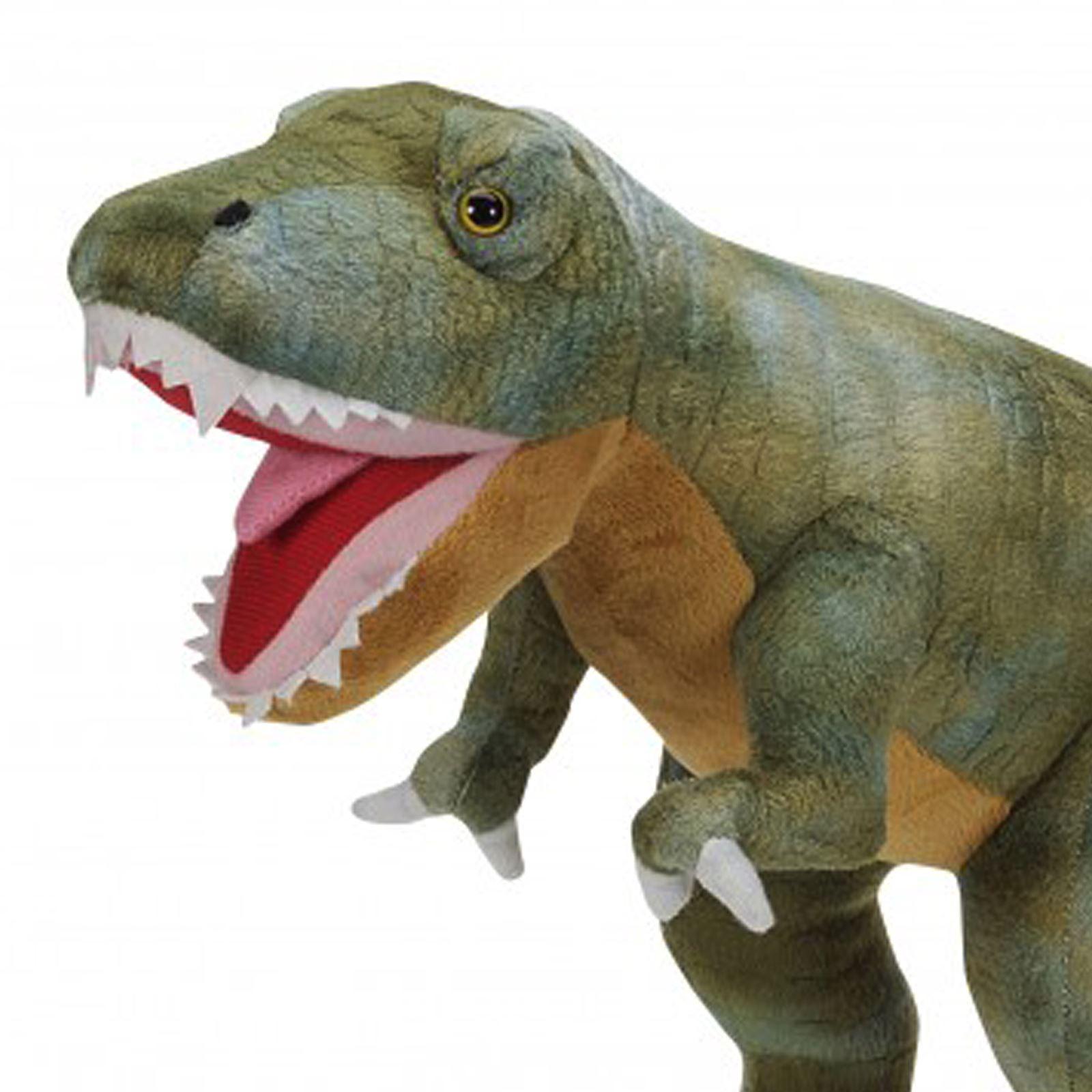 Large Soft Plush Dinosaur Toy Kids Cuddly Stuffed Animal T